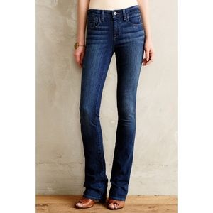 Anthropologie   Pilcro Fit Stet Bootcut jeans